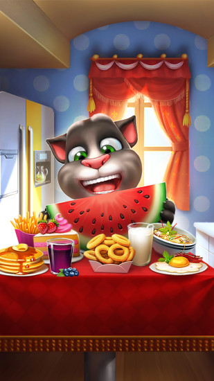 我的汤姆猫游戏下载