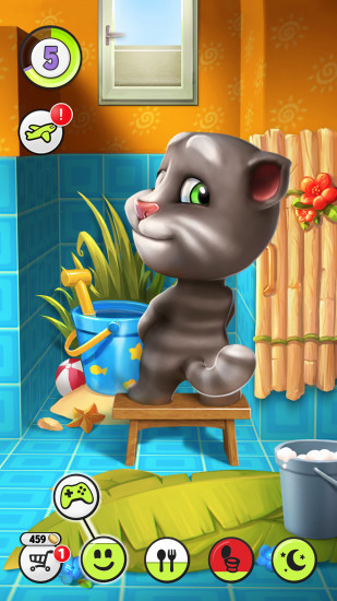 我的汤姆猫手机官方版下载