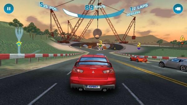狂野飙车氮气加速游戏