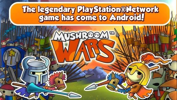 蘑菇战争手机版下载