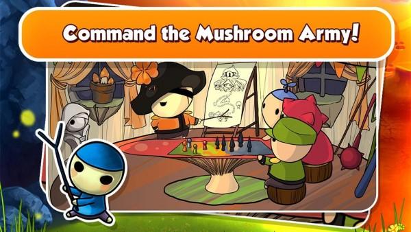蘑菇战争手机版