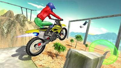 摩托骑士山特技安卓版