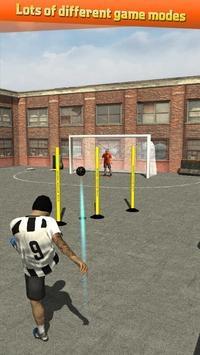 指尖街头足球游戏