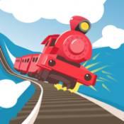 火车冲鸭无限关卡破解版下载