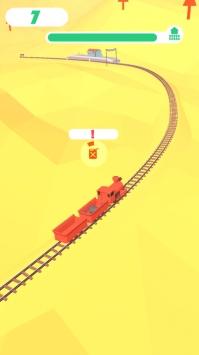 火车冲鸭无限关卡