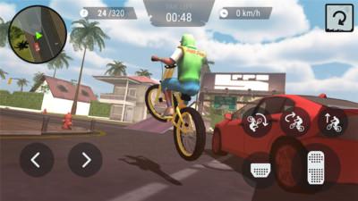 疯狂自行车手机版