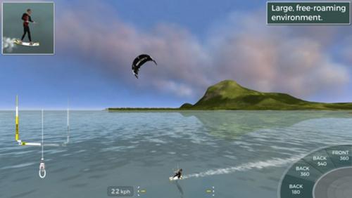 风筝冲浪英雄手机版