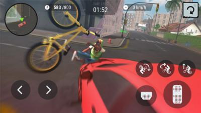 疯狂自行车安卓版